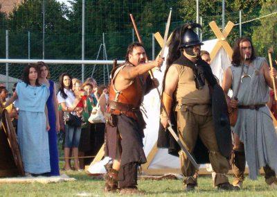 Festa della Centuriazione Romana,Villadose 2007-01