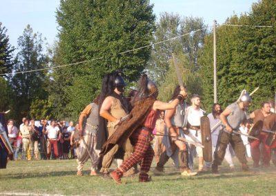 Festa della Centuriazione Romana,Villadose 2007-010