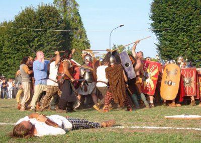 Festa della Centuriazione Romana,Villadose 2007-014