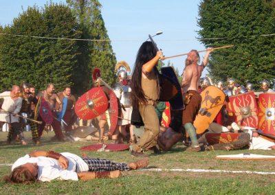 Festa della Centuriazione Romana,Villadose 2007-015