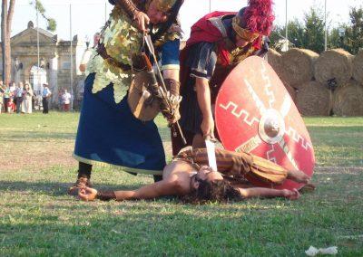 Festa della Centuriazione Romana,Villadose 2007-018