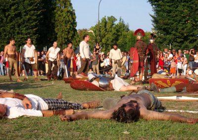 Festa della Centuriazione Romana,Villadose 2007-021