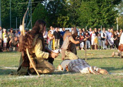 Festa della Centuriazione Romana,Villadose 2007-023