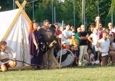 Festa della Centuriazione Romana,Villadose 2007-024