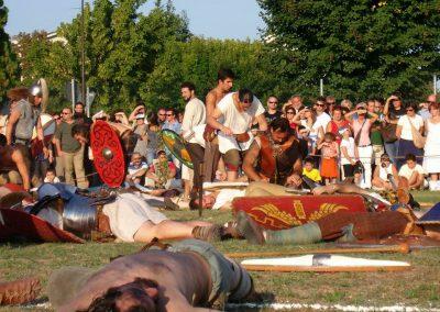 Festa della Centuriazione Romana,Villadose 2007-026