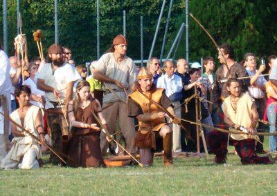 Festa della Centuriazione Romana,Villadose 2007-03
