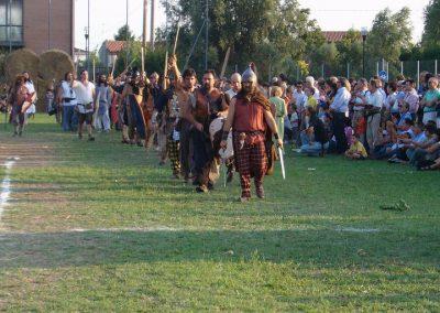 Festa della Centuriazione Romana,Villadose 2007-032