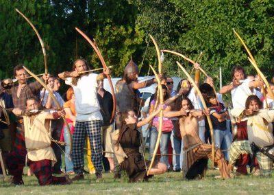 Festa della Centuriazione Romana,Villadose 2007-04