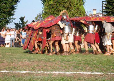 Festa della Centuriazione Romana,Villadose 2007-06