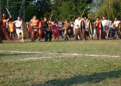Festa della Centuriazione Romana,Villadose 2007-07