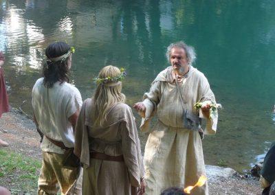 Val d'Aveto Celtic Festival, Lago delle Lame 2007-012