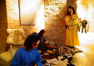 2016.10.30 Aspettando Samonios ai Musei Reali (TT) Torino 01