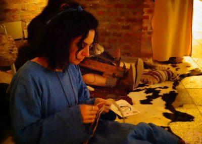 2016.10.30 Aspettando Samonios ai Musei Reali (TT) Torino 02