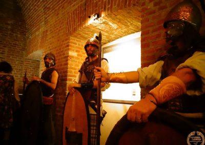 2016.10.30 Aspettando Samonios ai Musei Reali (TT) Torino 07