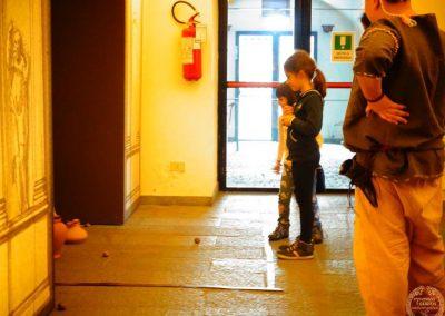 2016.10.30 Aspettando Samonios ai Musei Reali (TT) Torino 21